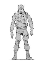 black operations soldier full body image infected sector mod