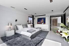 bedroom grey and white bedroom ideas drum pendants fireplace gray