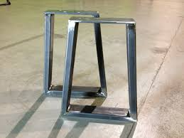 heavy duty table legs heavy duty steel bench legs