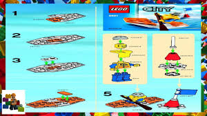lego instructions city coast guard 5621 coast guard kayak