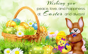 easter greeting cards free easter greetings quotes and poems cards