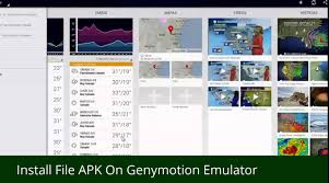 how to install an apk file on my android phone install file apk on genymotion emulator