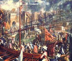 Fall Of Ottoman Empire by The Fall Of Constantinople To The Fourth Crusade Marked The