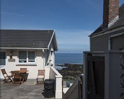 sea view cottages in cornwall portscatho holidays
