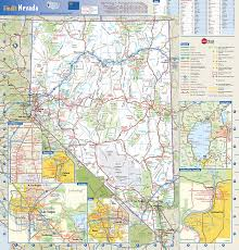 Wisconsin State Map With Cities by Nevada State Wall Map By Globe Turner