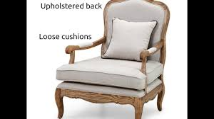 how to use french country style bergere chair interior decoration