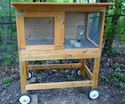 Rabbit Hutch Plans For Meat Rabbits Outdoor Rabbit Hutches