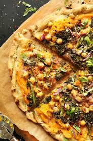 cuisine butternut butternut squash veggie pizza minimalist baker recipes