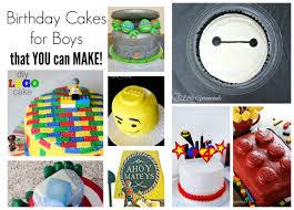 boys birthday birthday cakes for boys that you can make