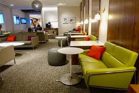 7 Centurion Lounges In 7 Days Houston Iah Review