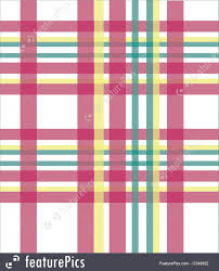 abstract patterns check fabric pattern stock illustration