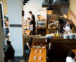 Portland Food Map by Downtown Dining Travel Portland