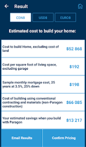 cost to build home calculator custom home cost calculator android apps on google play