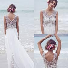 custom made wedding dresses uk 2016 cbell wedding dresses beading crystals sleeveless