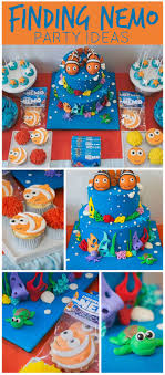 1st birthday party themes for boys 62 best finding dory finding nemo party ideas images on