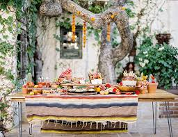 Southwest Outdoor Furniture by Southwest Outdoor Dinner Party Inspired By This