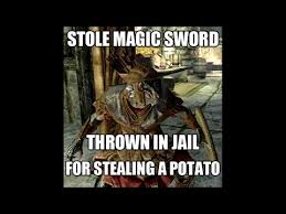 Funny Skyrim Memes - funny skyrim memes fknhilarious youtube