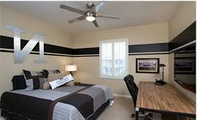 bed teenage male bedroom decorating ideas