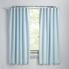 Light Blue And Curtains Light Blue Curtains Solid Light Ba Blue Colored Window