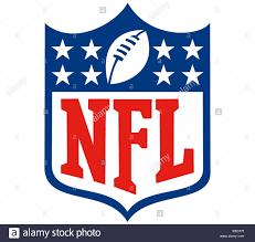 Bay Area Flag Football League National Football League Nfl Logo Icon Isolated Flag Stock Photo