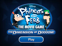 phineas and ferb the movie game the dimension of doooom