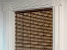 Bamboo Shades Blinds Living Room Marvelous Roller Shade Brackets Walmart Roller