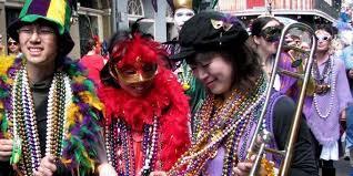 mardi gras parade costumes top 10 places to celebrate mardi gras outside of louisiana