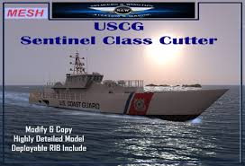 class cutter second marketplace uscg sentinel class cutter