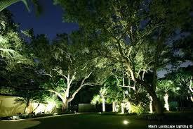 Led Landscape Tree Lights Landscape Tree Lights Brick Courtyard Landscape Led Landscape Tree