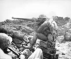Iwo Jima Flag Raising Staged Vintage Saturday Island Hopping U2013 Forgotten Weapons