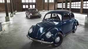 vw volkswagen beetle the first volkswagen beetle in america looked like this autoweek