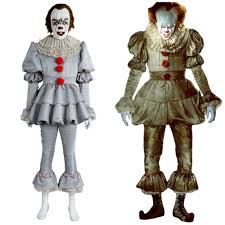 aliexpress com buy stephen king it 2017 movie pennywise cosplay