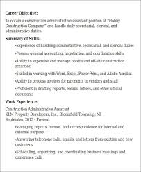 general job resume objective examples rental probably ml