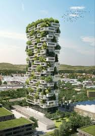 apartment building design 384ft tall apartment tower to be world u0027s first vertical evergreen