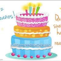 imagenes de pasteles que digan feliz cumpleaños imágenes de cumpleaños infantiles