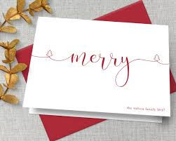 personalized christmas cards personalized christmas card set personalized card set