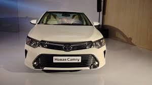 international toyota global toyota camry facelift revealed in moscow