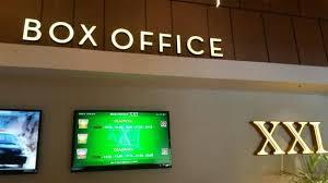 Xxi Cinema Cinema Xxi Box Office Counter Picture Of Beachwalk Xxi Cineplex