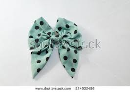 hair bow tie hair bow stock images royalty free images vectors
