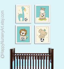 Sports Nursery Wall Decor Nursery Nursery Decor Sports Nursery Wall By Happynurseryart
