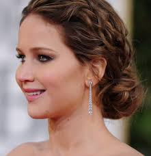 party hair style for aged women long hair hairstyles messy bun ideas for women hairzstyle com