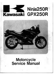 kawasaki ninja 250 manual mechanical engineering machines