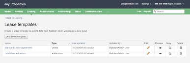 elease templates new feature announcement buildium