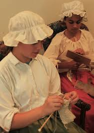 colonial and victorian early american crafts