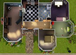 the sims 3 house floor plans sims 3 simple house blueprints decohome