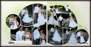 scrapbooking mariage mariage sur les rails de la vie à deux le scrap européen