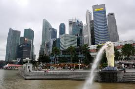 singapore lion singapore city of the merlion the magical union of lion and