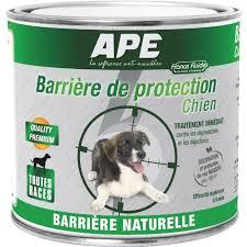 repulsif chien pour canapé répulsif chien en granulés ape 400g avec boîte dif achat vente