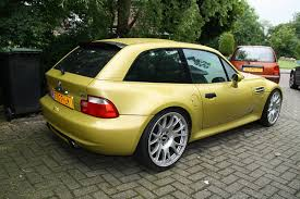 bmw z3 m coupe s54 s54b32 m coupe yellow black coupe cartelcoupe cartel