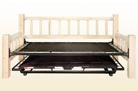 Wood Daybed Frame Bedroom Luxury Wooden Daybed Frame Uk Twin Daybed Frame With Pop